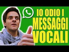parodia whatsapp - io odio i messaggi vocali - ipantellas #videodivertenti
