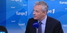 """Le Maire : """"il y a, en France, une vraie interrogation sur l'école"""""""