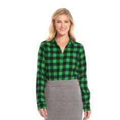 Woolrich Plaid Shirt - Women's