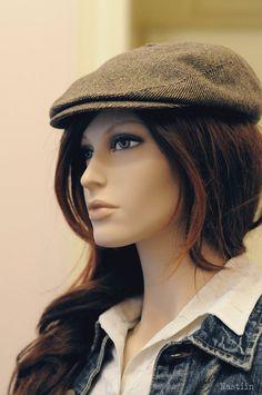 Womens Gavroche chapeau Mens Gavroche bonnet pointu par Nastiin