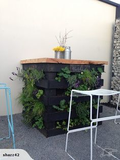 Bar Leaner and Herb Garden | Trade Me