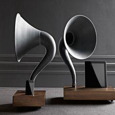 Gramophone Speaker