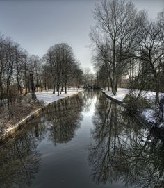 When snow falls, nature listens ... | Flickr - Photo Sharing!