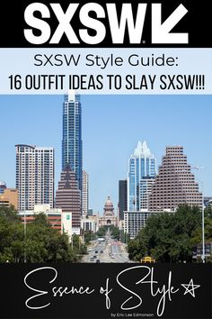 What are you going to wear to SXSW? I can help you answer that question! Check out my SXSW Style Guide with 16 looks to inspire your SXSW slayage! Suit Fashion, Daily Fashion, Crochet T Shirts, Business Casual Men, To My Future Husband, Summer Looks, Looking For Women, Style Guides, Outfit Of The Day