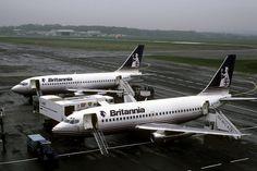 Britannia - Boeing 737