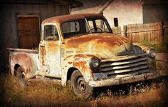 Old Truck, Fairview, Utah