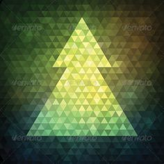 Triangle Mosaic Christmas Tree  #GraphicRiver         Triangle mosaic Christmas Tree. Vector eps8 illustration. High resolution JPEG included.     Created: 20November13 GraphicsFilesIncluded: JPGImage #VectorEPS Layered: No MinimumAdobeCSVersion: CS Tags: abstract #background #banner #black #blue #celebration #christmas #christmastree #color #colorful #design #geometric #green #holiday #icon #illustration #mosaic #navidad #orange #pattern #texture #tree #triangle #vector #vibrant #vivid…