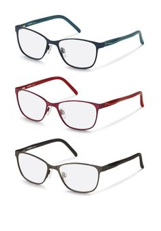 bb5f62f56c See More. Give your outfits a pop of color with these simple Rodenstock  glasses. Available in five