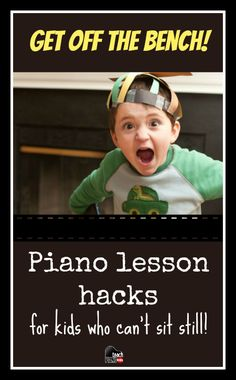 4 awesome activities to get your piano kids up and moving when they need to... BUT still learning something!  teachpianotoday.com #pianoteaching #pianolesson #lessonactivities