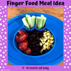 Babies Eating at 10 Months - Lessons By The Lake 10 Months Baby Food, 10 Month Old Baby Food, Healthy Baby Food, Food Baby, Baby Snacks, Baby Meals, Baby Meal Plan, Whole Wheat Waffles, Baby Solid Food