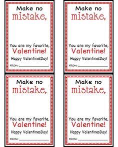 LizzieJane Baby: Eraser Valentines