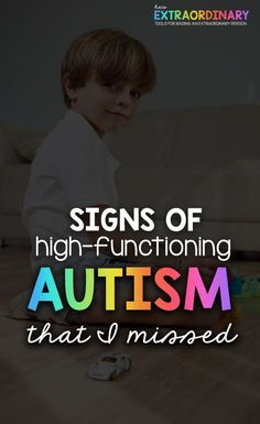These are 9 signs of autism that I missed when my son was a toddler. In hindsight I can see that this was atypical but as a first time mom to a boy who didn't meet the standard criteria - i missed them. Autism Help, Autism Learning, Autism Sensory, Adhd And Autism, Autism Parenting, Autism Activities, Autism Resources, Children With Autism, Psicologia