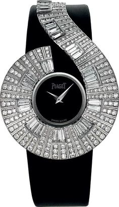 Rosamaria G Frangini | High Black Jewellery | Piaget Watch