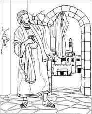 Image result for The rich fool Luke 12 :31 coloring page image
