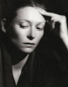 Tilda Swinton, circa 1990