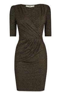 Romana Lurex Dress