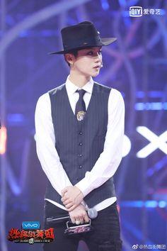 Cre: the owner/as logo Danson Tang, Baby Lulu, Kris Wu, Handsome, Vest, Dance, My Love, Boys, Luhan Exo