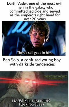What did they do to my little luke? - Star Wars Funny - Funny Star Wars Meme - - What did they do to my little luke? The post What did they do to my little luke? appeared first on Gag Dad. Star Wars Trivia, Star Wars Meme, Star Wars Film, Star Wars Facts, Prequel Memes, Star Wars Wallpaper, Double Standards, Star Wars Characters, Film Serie