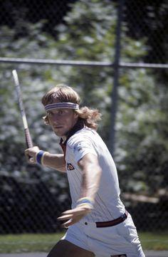 Bjorn Borg ~ 1977