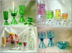 Plastic cups upcycling!