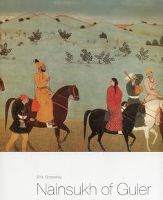 Pahari School c. 1740–1745 by Nainsukh of Guler, India