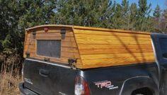 Wooden Truck Topper