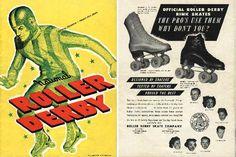 Roller Derby History