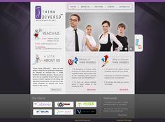 Marketing and Advisory Websites. 2012