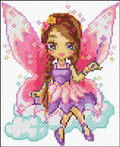 A lot of fairies on this site.