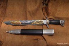 Авторские ножи Северная Корона Егерь - 3