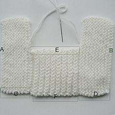 Tricoter les chaussons de bébé? Ici, un modèle... - Monde tricot