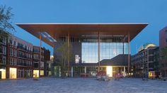 Museo Fries / Bierman Henket architecten