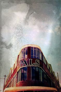 Pals factory, Salt River, Cape Town, South Africa by Robin Brown
