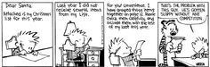 Calvin and Hobbes  Thoughts on competition 12/17/1987