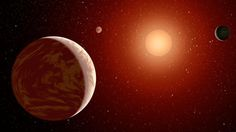 Hazy Orange Planets May Be Good Places To Live | Gizmodo Australia