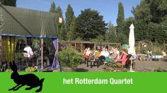 Het Rotterdam Quartet.