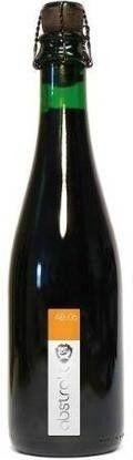 Cerveja BrewDog Abstrakt AB:06, estilo Black IPA, produzida por BrewDog, Escócia. 11.5% ABV de álcool.