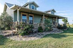 Mart, TX 20 acre 1,700sqft 3bed 2bath Barndo | Metal Building Homes