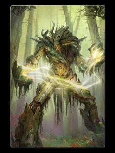 Treekin shaman