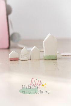 maison-en-porcelaine by Rose Sucre, via Flickr
