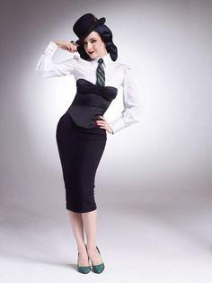Dita Von Teese  (Heather Renée Sweet)