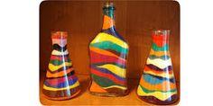 цветной песок для творчества - Поиск в Google