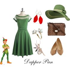 """Dapper Day Peter Pan"" Polyvore"
