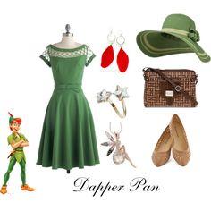 """Dapper Day Peter Pan"" Polyvore"