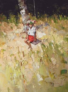 Fine Art and You: Oil Paintings by Artist Alexi Zaitsev