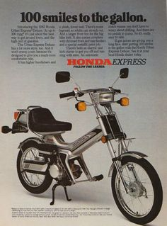 honda Express