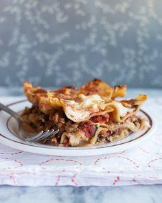 Recipe: Cheesy Vegetable Lasagna