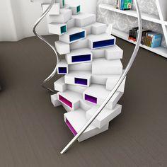 CRAZY STAIRS by Chiara Nuti,