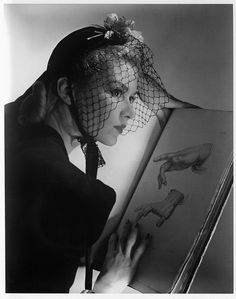 Photographed by Horst P Horst 1939