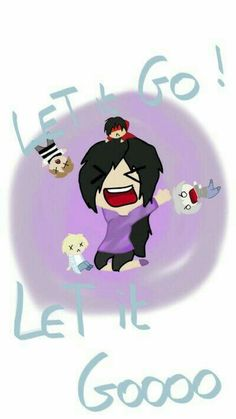Me: *Covers ears* APHMAAU SHAT AP XD  Aphmau: *Stopd and says* NEEVAH *Starts to sing again* Me: *Picks up Garroth , Laurance , Travis and Aaron* Letz go Boyz ;-;